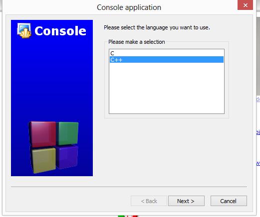 select programming